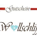 Geschenkgutschein von Wollschliff